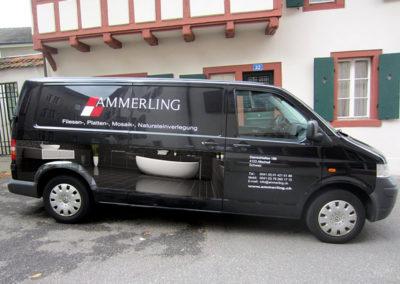 AMMERLING – Autobeschriftung