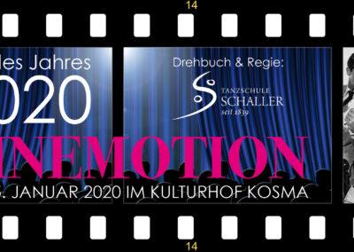 Tanzschule Schaller - Ball des Jahres 2020